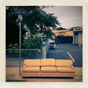 Curbside Seating